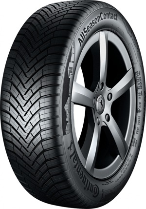 Foto pneumatico: CONTINENTAL, CONTACT ALL SEASON 195/55 R16 91V Quattro-stagioni